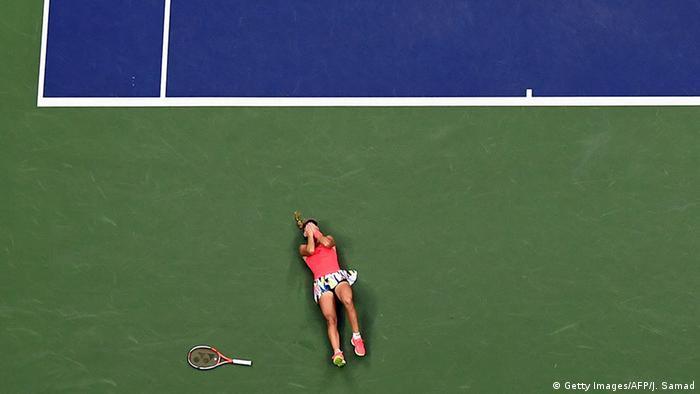 US Open 2016 Finale Angelique Kerber Sieg