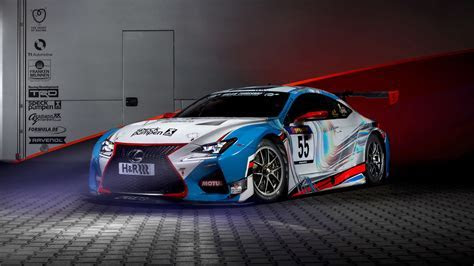 2015 Lexus RC F GT3 Concept Wallpapers   HD Wallpapers