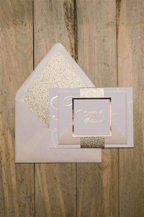 LAUREN Suite Glitter Package, now available in ROSE GOLD