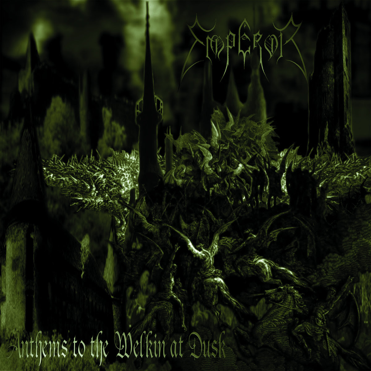 Emperor - Anthems to the Welkin at Dusk (Reissue 2004)
