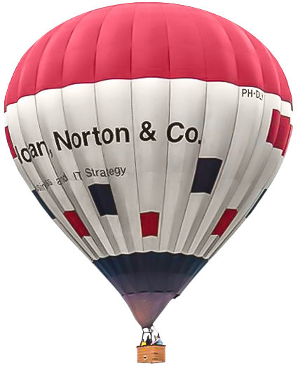 Het Avontuur Red Balloon Ballonvaart