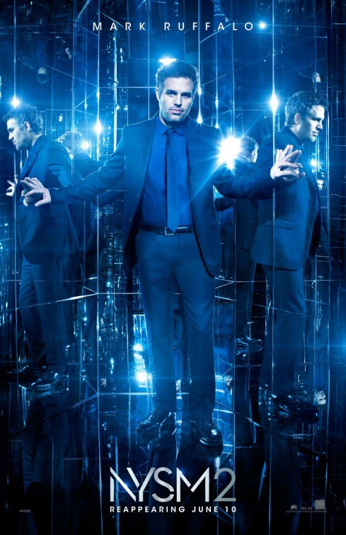 Now You See Me: The Second Act Besetzung