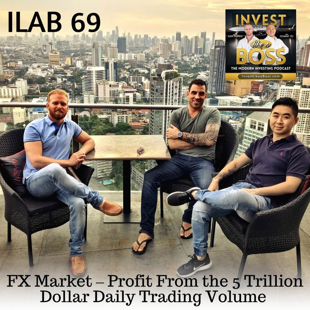 Ilab 69 Fx Market Profit From The 5 Trillion Dollar Daily -