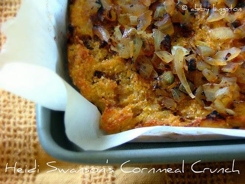 Heidi Swanson's Cornmeal Crunch