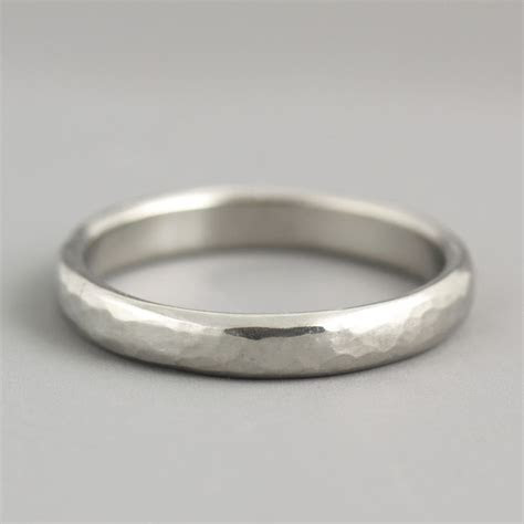 Women's Dune Palladium Wedding Band by Sarah Hood