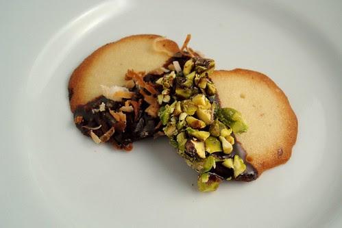 Daring Bakers:Milan Cookies