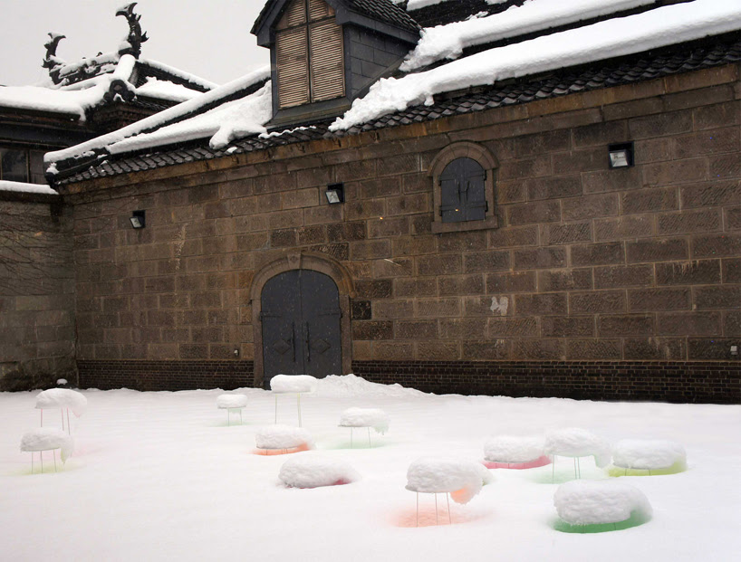 painted snow palettes by toshihiko shibuya cast colored hues