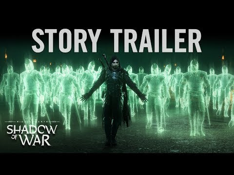 Middle Earth: Shadow Of War Official Story Trailer