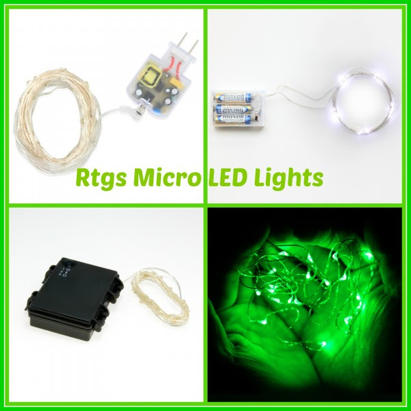 Enter the RTGS Micro LED Light Giveaway. Ends 7/6.