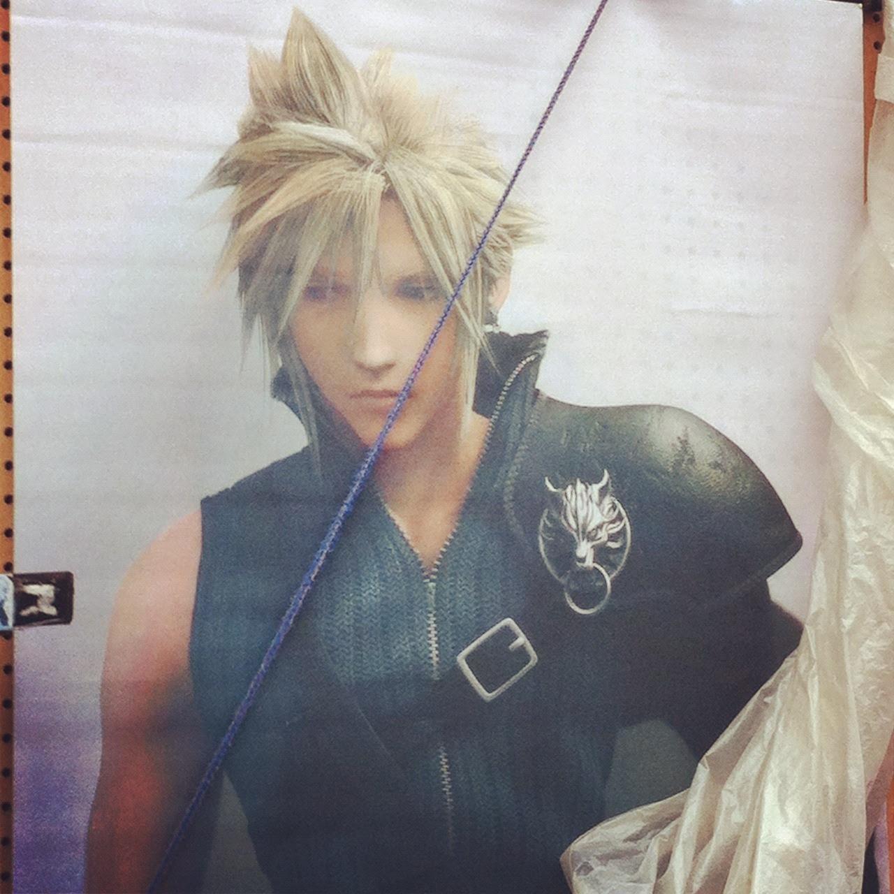 Pic New Posts: Wallpaper De Final Fantasy 7