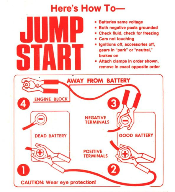 Wiring Diagram: 35 How To Jump Start 24v From 12v Diagram