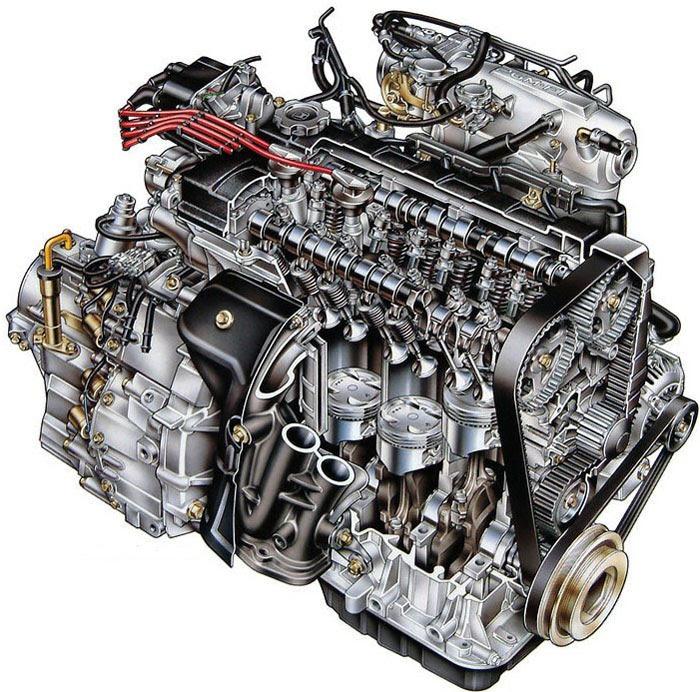Transporthjul Auto Motor