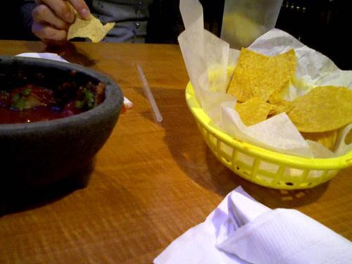 Garibaldi Chips & Salsa