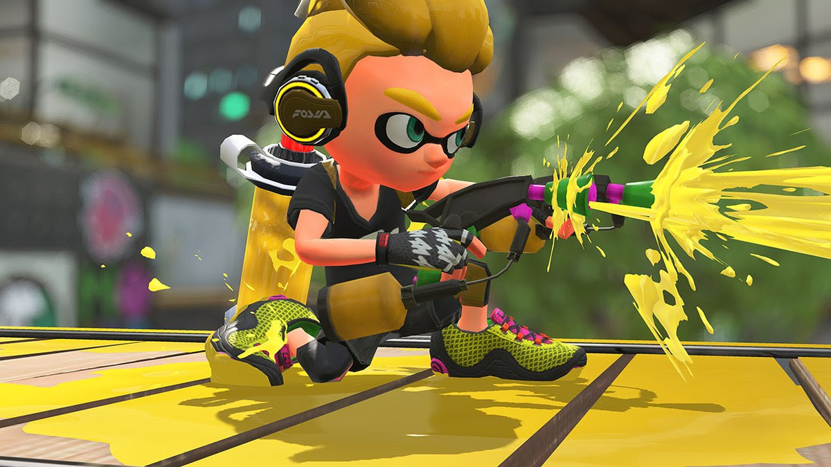 Japan Switch sales explode as Splatoon 2 bursts onto the scene screenshot