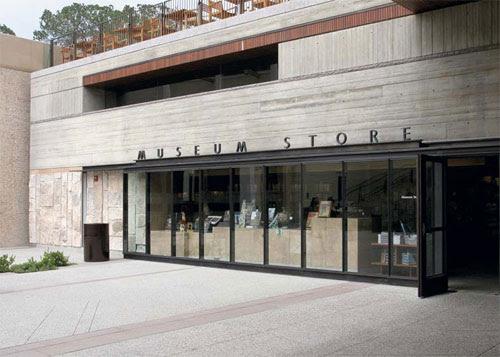 J Paul Getty Museum | Vertical Concrete | Decorative Concrete - CD
