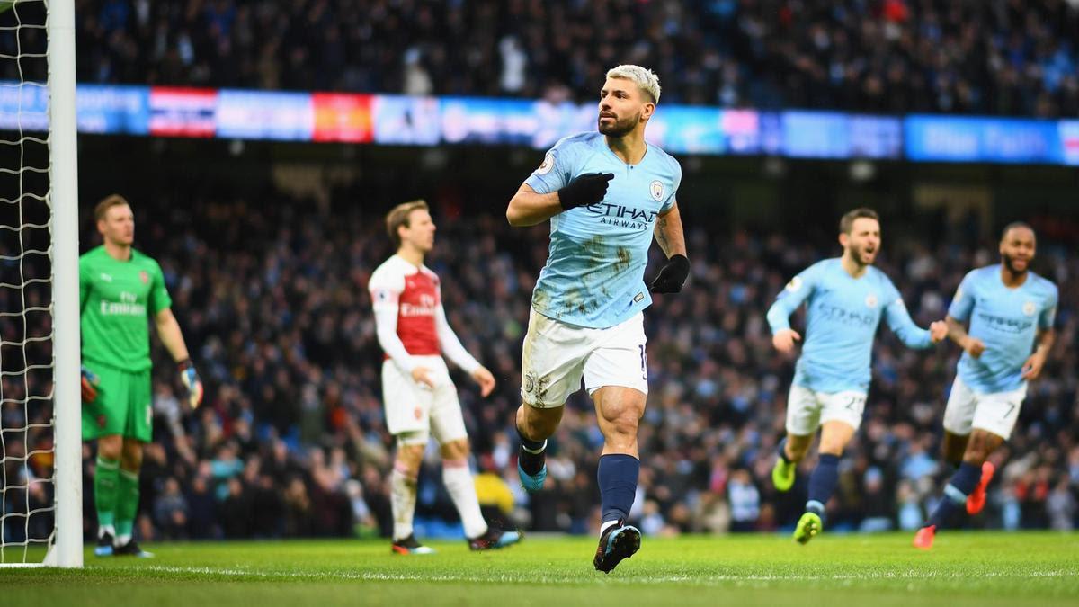 Man City vs Arsenal: What Guardiola said after 3-1 win ...