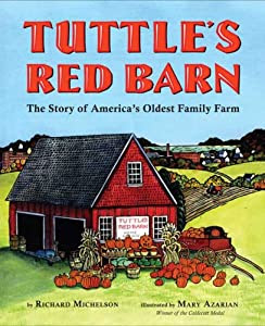 "Cover of ""Tuttle's Red Barn"""