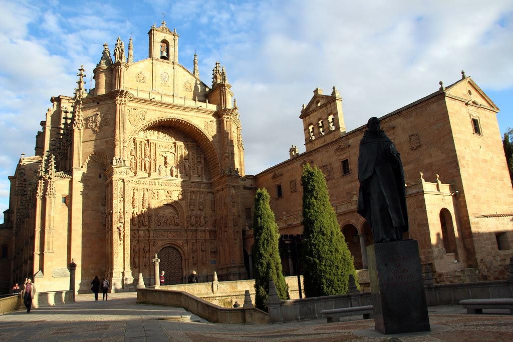 en Salamanca