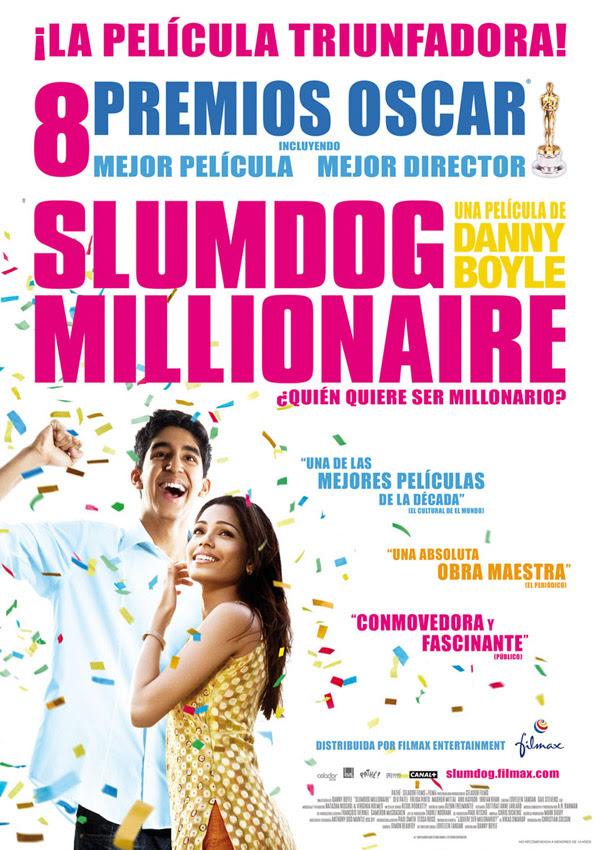 Slumdog Millionaire (Danny Boyle, Loveleen Tandan, 2.008)
