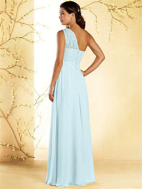 Alfred Angelo Disney 543 One Shoulder Bridesmaid Dress