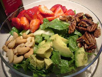 DEX Salad
