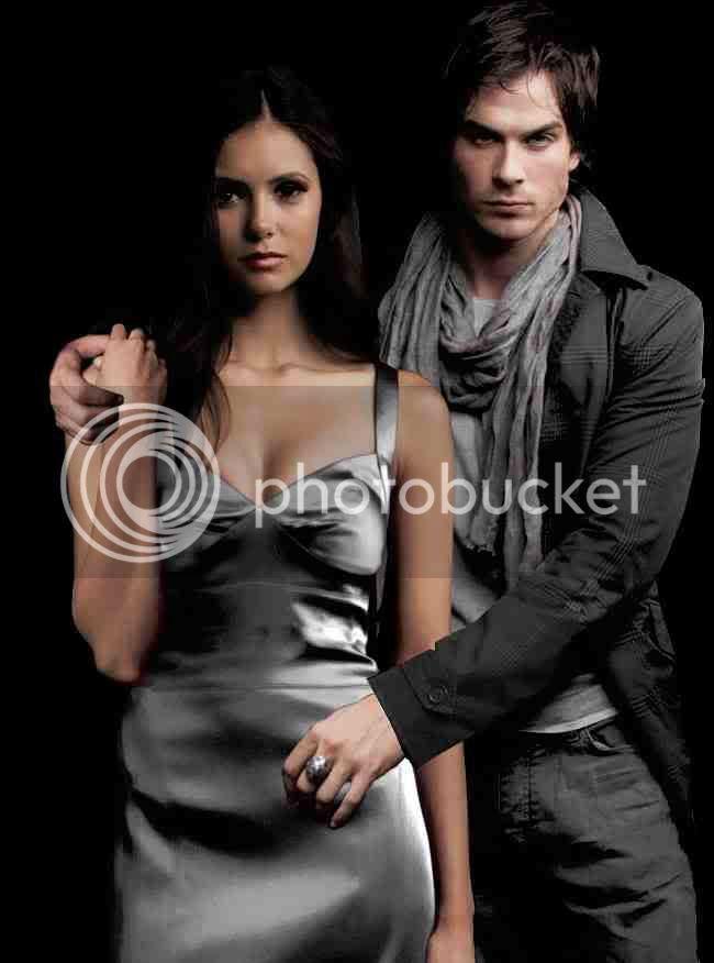 vampire diaries damon pics. damon-and-elena-the-vampire-