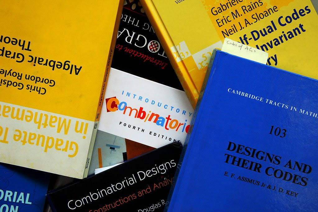 Many math books