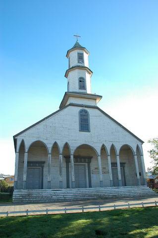 Église Chiliote, Dalcahue