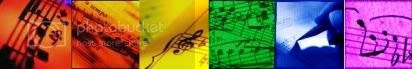 Music border Pictures, Images and Photos