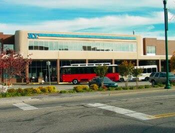English: Johnson City, Tennessee transit bus t...