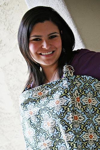 Sew Tweet Nursing Cover Review & Giveaway