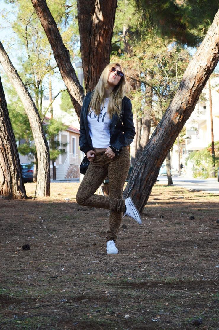 leopard jeans9