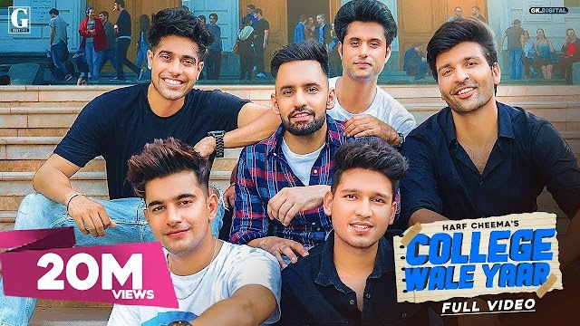 College Wale Yaar Lyrics:- Harf Cheema Lyrics2021.com