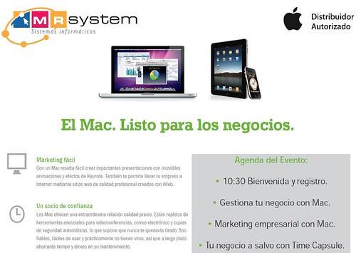 Apple Listo para los negocios
