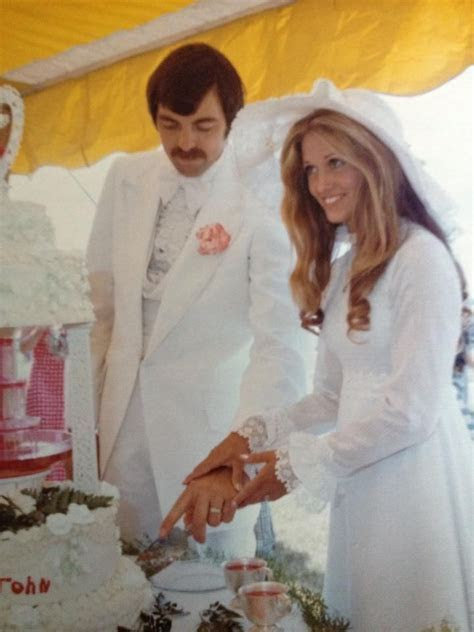 1970s ?~? wedding couple, 1976   Super Duper Seventies
