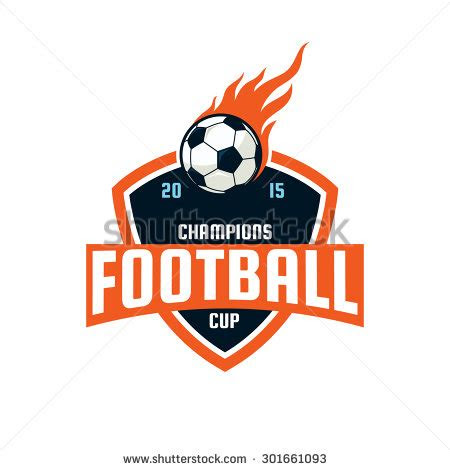 soccer logo stock images royalty  images vectors