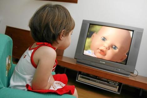 El ocio sedentario es frecuente desde la infancia. | R. Pérez