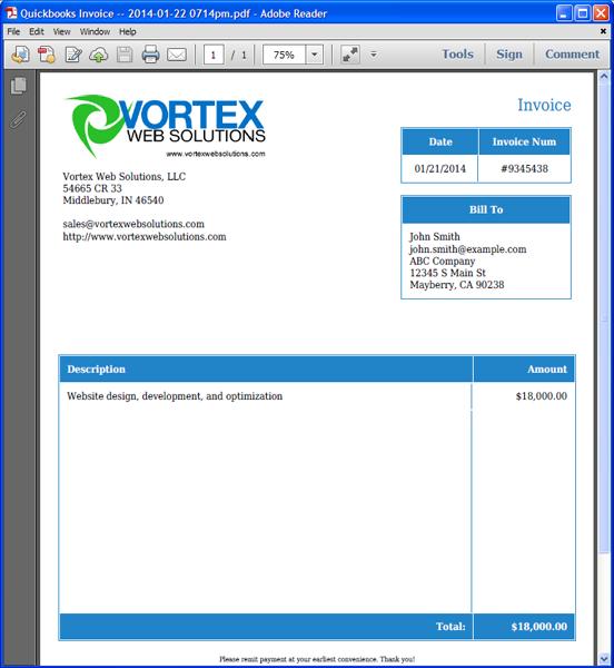 Klauuuudia Edit Invoice Template In Quickbooks