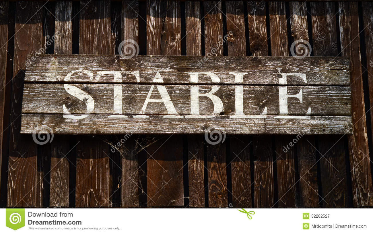 rustic Image: Stock Free Stable Royalty signs farm Sign  Rustic 32282527 Photography