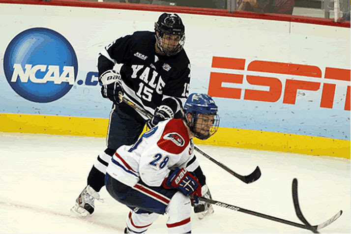 Espn Plans Full Ncaa Coverage College Hockey Inc