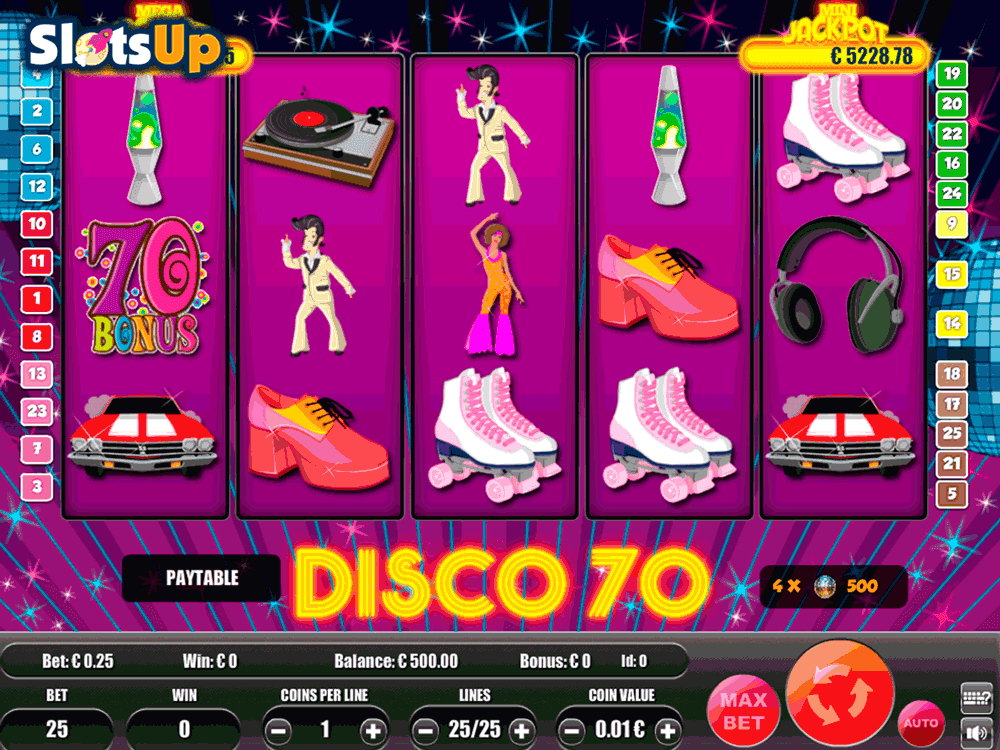 Disco 70 portomaso casino slots Çorum