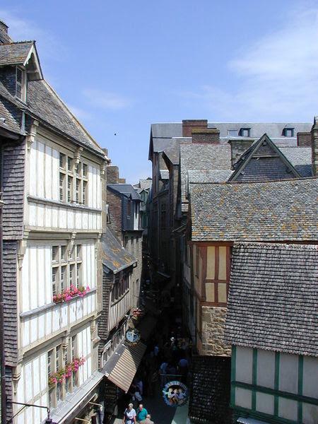 File:200506 - Mont Saint-Michel 24 - Street.JPG