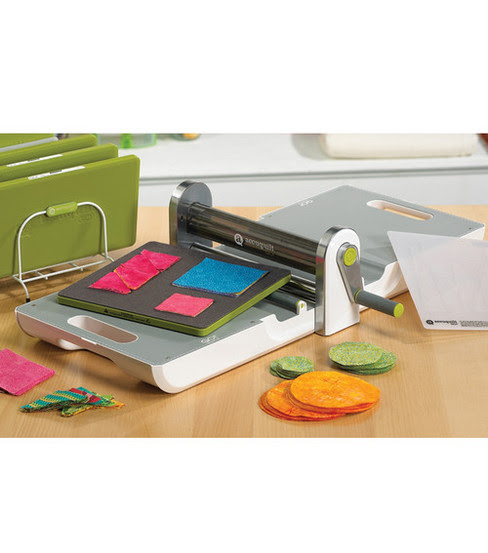 AccuQuilt Go. Fabric Cutter