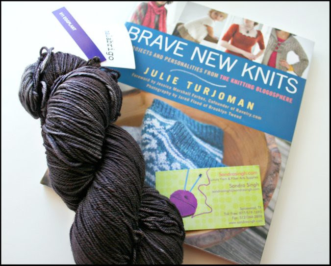 Brave New Knits Drawing Giveaway