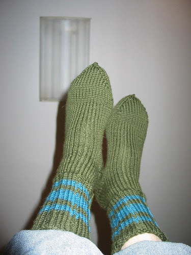 100% socks