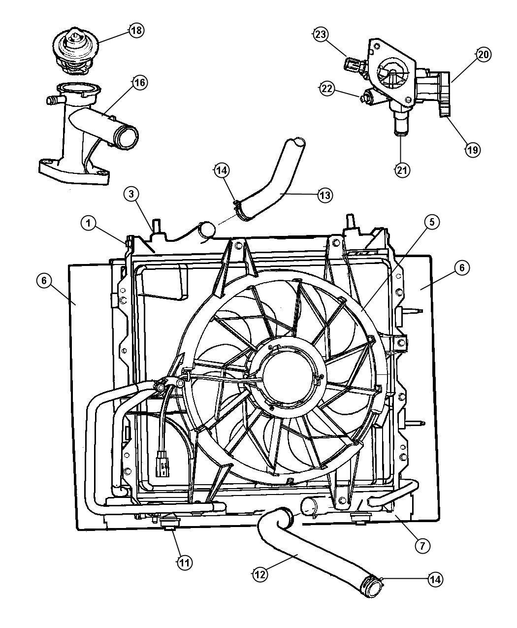 Pt Cruiser Engine Parts Diagram Free Wiring Diagram