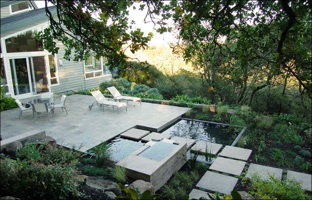 Marin Water Feature