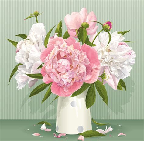 Peony free vector download (85 Free vector) for commercial