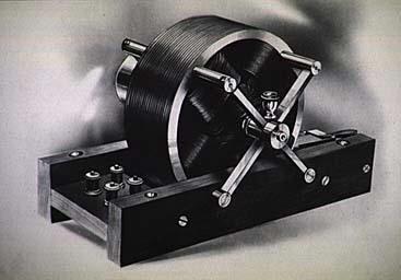 Generator AC - Nikola Tesla