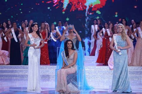 Miss World 2017 Manushi Chillar Stunning Photos